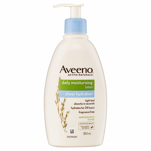 Aveeno Daily Moisturising Lotion Sheer Hydration