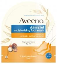 AVEENO® SKIN RELIEF MOISTURISING FOOT MASK