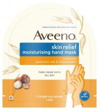 AVEENO® SKIN RELIEF MOISTURISING HAND MASK