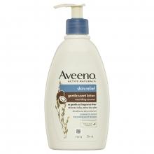 Aveeno Skin Relief Gentle Scent Lotion Nourishing Coconut 354ml
