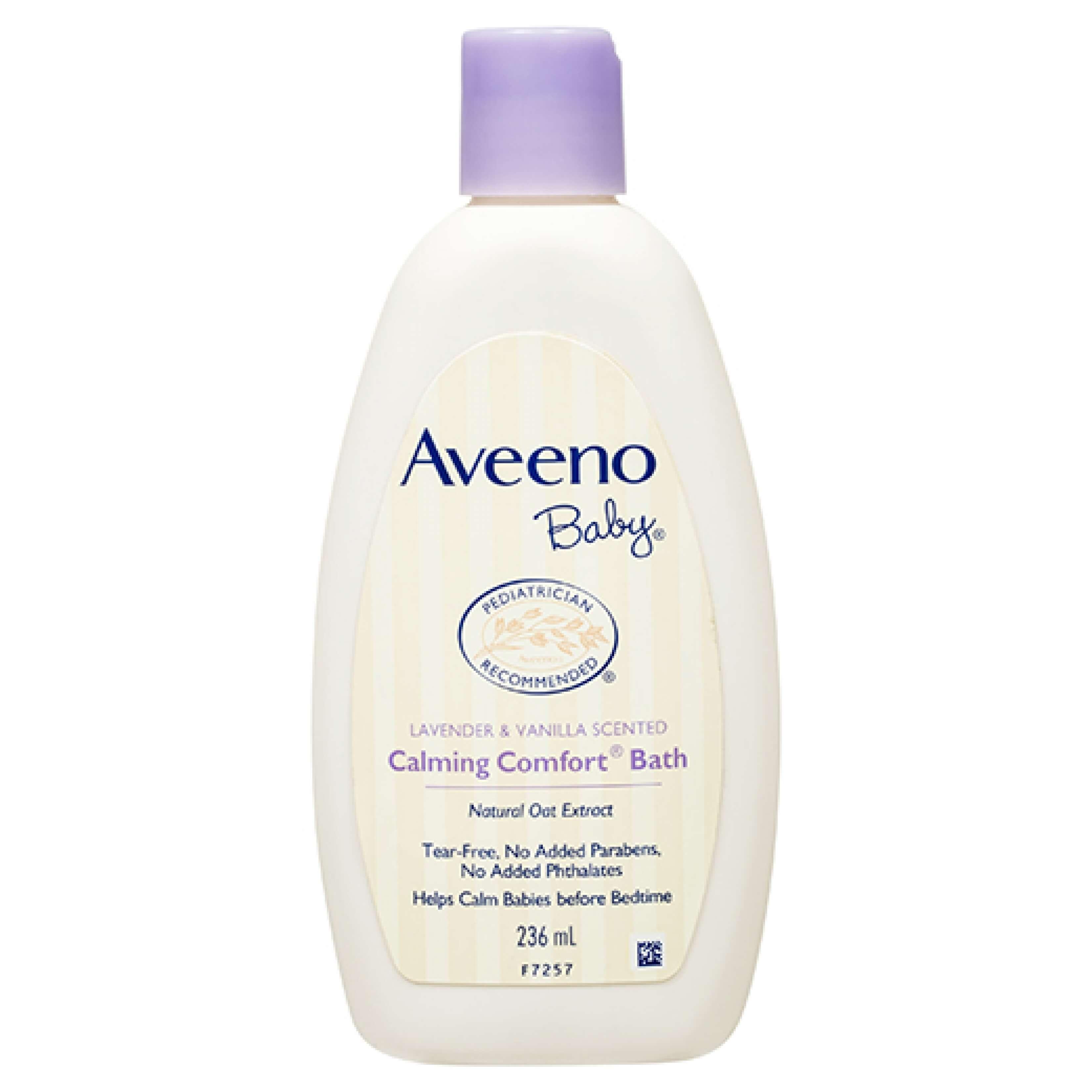 Aveeno Baby Calming Comfort Bath 236ml